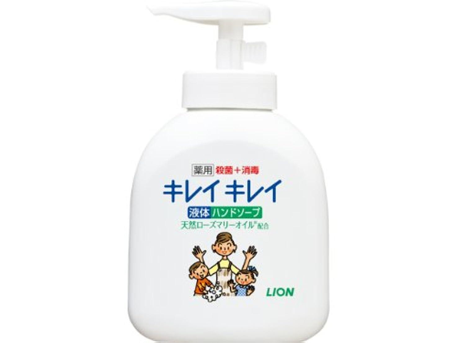 プライバシー笑第九キレイキレイ 薬用 液体ハンドソープ 本体ポンプ 250ml (医薬部外品)
