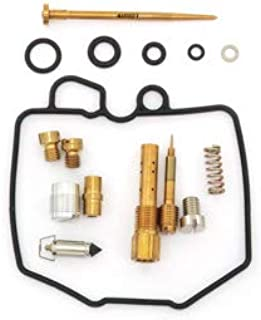 Deluxe Carburetor Rebuild Kit - Compatible with Honda CM400A - CM400T - 1979
