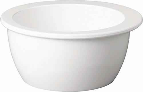 APS 83800 APART Runde Schüssel, Melamin, Weiß, Ø 6,5 x 3 cm, 0.045 ltr