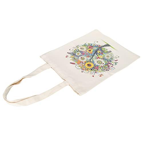 Kit De Pintura De Diamante, Bolsa De Pintura De Diamante Para Bricolaje Exquisita No Tóxica Para La Escuela Para Bricolaje(BB002)