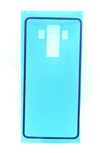 handywest Kompatibel für Huawei Mate 10 Pro Akkudeckel Backcover Kleber Klebefolie Dichtung Adhesive Klebepad Rückseite Kleber Rückschale Kleber Streifen Cover Deckel Kleber
