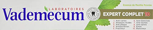 Vademécum - Dentífrico - Experto Completo 7 / Experto Completo 10 - Tubo de 75 ml - Lote de 2
