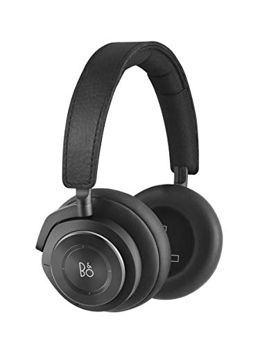 Bang & Olufsen Beoplay H9 (3. Generation) Kabelloser Bluetooth Over-Ear-Kopfhörer – Active Noise Cancellation, Transparenzmodus, Voice Assistant und Mikrofon, Matte Black