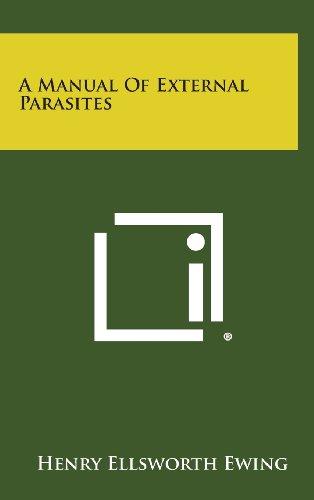A Manual of External Parasites