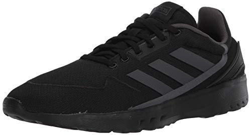 adidas Men's Nebzed Running Shoe, core Black/Grey Six/FTWR White, 9 M US