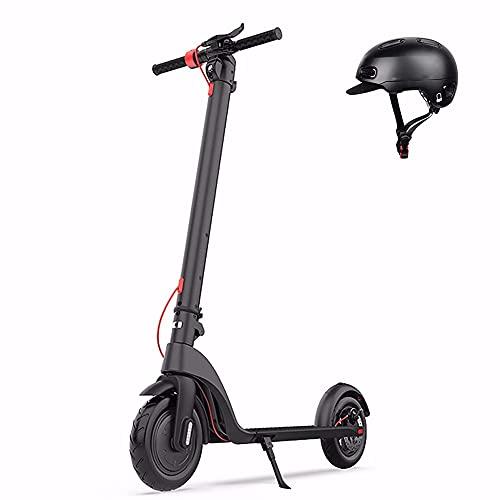 Takyojin Patinete electrico Adultos, Bicicleta eléctrica Plegable para Viajes cotidianos con Velocidad máxima de 32 km/h, Batería Desmontable de 6.4ah, Pantalla LED, Scooter eléctrico Adolescentes