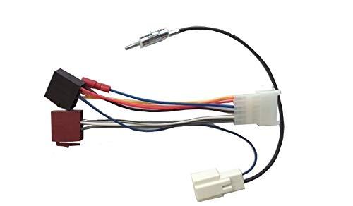 Radio- und Antennenadapter passend für Toyota Aygo/Citroen C1/ Peugeot 108 ab 2014