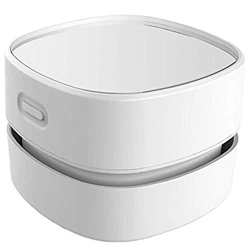 Aspiradora de repuesto XG-WU Aspiradora de escritorio, funciona con batería recargable, barredora portátil sin cable, ahorro de energía, alta resistencia hasta 90 minutos, hogar