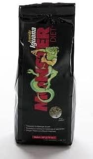 Monster Diet Juvenile Iguana Food 14 oz Bag, Fast Delivery, by Just Jak's Pet Market