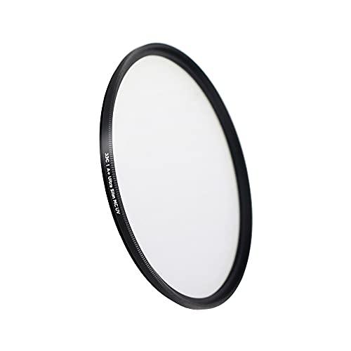 JJC Filtro UV de 95 mm Ultra Delgado Multi-Recubierto Lente de Protección UV Filtro para Canon Sony DSLR Lente con rosca de 95 mm