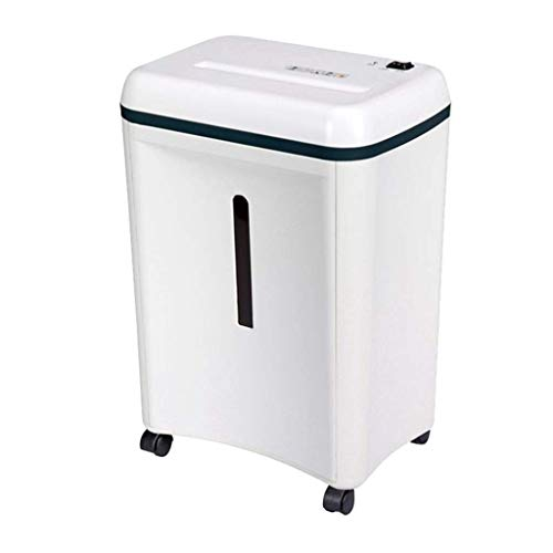 Read About SCDFDJ Office Supplies Shredder 14L Damage Credit Card Waste Paper Capacity 353 240 461mm...