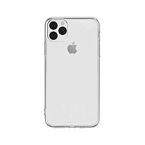 Cubierta Trasera de TPU a Prueba de Golpes para iPhone Compatible 12 Pro XR X XS MAX 6 7 8 Plus 11Pro MAX SE Modelos para 6Plus 6sPlus c