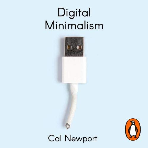Digital Minimalism cover art