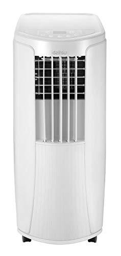 Daitsu Electric Aire Acondicionado Portátil, Multicolor, Talla Única