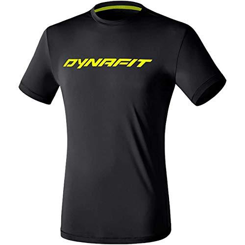 DYNAFIT Traverse 2 T-Shirt Herren Black Out Größe M 2020 Laufshirt Kurzarm