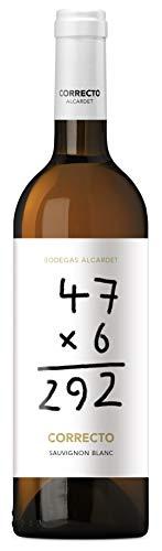 Caja de 3 Botellas Vino Vegano Correcto Sauvignon Blanc European Vegetarian Union...
