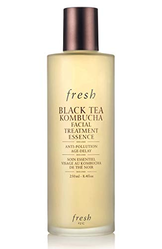 Fresh Black Tea Kombucha Facial Treatment Essence Anti-Pollutioin Age-Delay 8.4oz/250ml