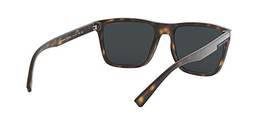 Armani sunglasses for men and women Armani Exchange Man Sunglasses, Tortoise Lenses Injected Frame, 57mm
