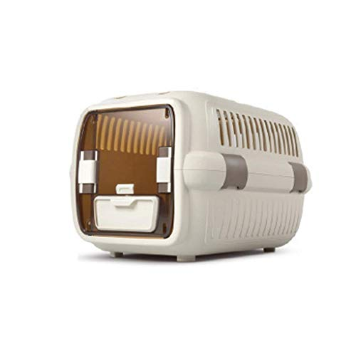 XHCP Dog Bed Pet Bed The Fart Box air Box in The Portable cat Chamber Outside The Portable cat cage can Check The cat Box (Size: L)
