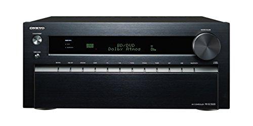 Onkyo PR-SC5530 (B) 11.2-Kanal AV-Netzwerk-Controller (Dolby Atmos, THX Ultra2Plus, HDMI 2.0 4k/60Hz, WiFi/Bluetooth, HDCP2.2, Hires-Audio, Musikdienste, Remote App) schwarz