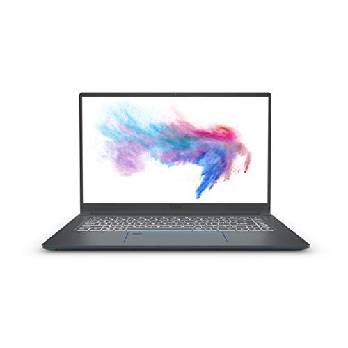 """MSI Prestige 15 A10SC-018CA 15.6"""" Professional Laptop Intel Core i7-10710U GTX1650 16GB DDR4 512GB NVMe SSD Win10PRO"""