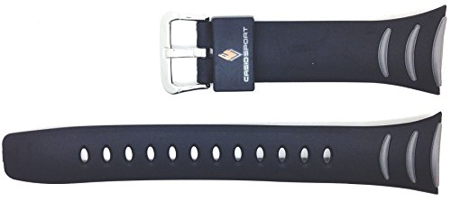 Genuine Casio Replacement Watch Strap Band 10245508 for Casio Watch PRG-100-1AV