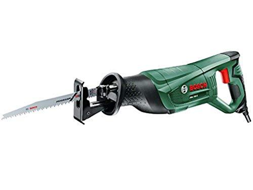 Bosch PSA 700 E - Sierra sable eléctrica (710 W, hoja de...