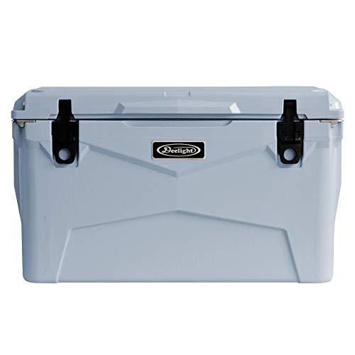 アイスランド クーラーボックス Deelight iceland cooler box [フレンチアーミーブルー / 45QT / 42.6L]