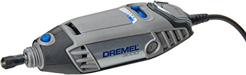 Dremel 3000-1/26 Herramienta Rotativa 3000PF con 1 Aditamento y 26 Accesorios