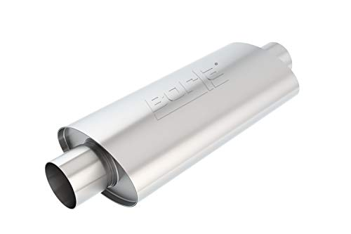 """Magnaflow 35110 Exhaust Tip 3/""""O.D Inlet 12/"""" Long 3/"""" Outlet Stainless Steel"""