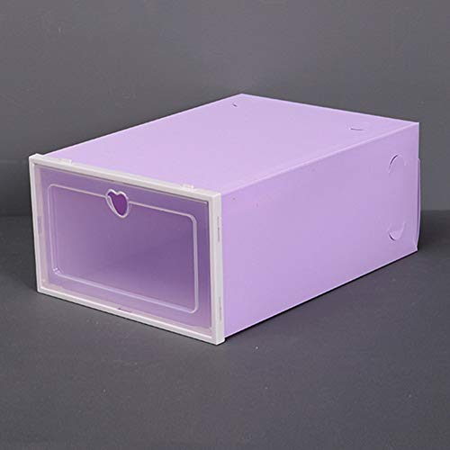 6 Pack-A Schuhregal, Stapelbare Schuhablagebox, DIY Modular Closet Cabinet Mit Türen, Faltbarer...