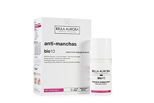 Bella Aurora Bio 10 Tratamiento De Choque Anti-Manchas SPF 15, 30 ml