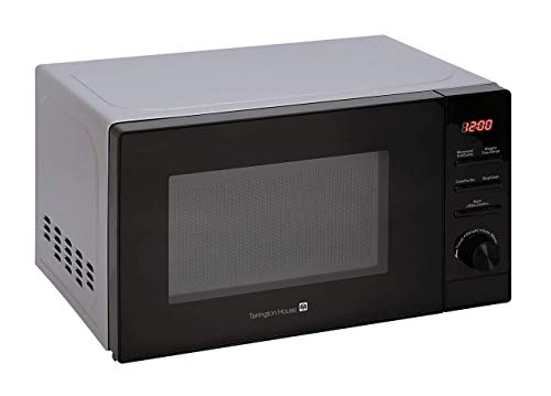 Microondas con grill, 20L, 800W de potencia, TARRINGTON HOUSE D8820G