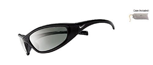 Nike Tarj Rd Black Sunglasses with Grey Lens