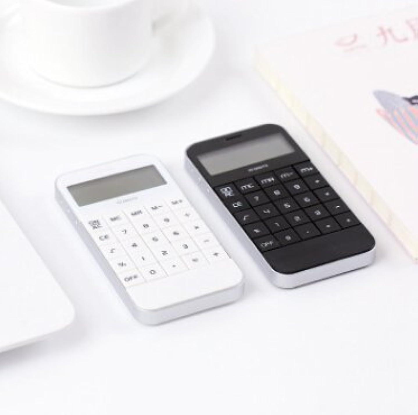 観点田舎まろやかなひな形10桁オフィス電卓クリエイティブIphoneスタイル学生withコンピュータ5.7?X 11.5?cm