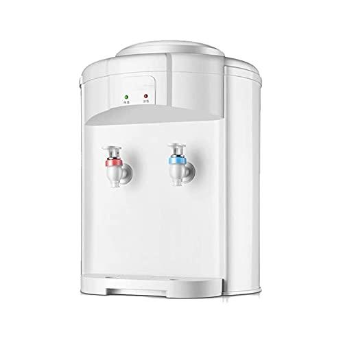Z-Color Mini dispensador de refrigerador de Agua Caliente y fría Independiente - Diseño silencioso, Titular de la Bebida del Mini dispensador de Agua de encimera para la Escuela de oficinas