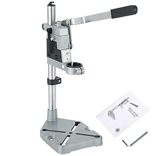 MAOPINER Soporte universal para taladro eléctrico de prensa, soporte de herramienta para taladro de mano, herramienta de reparació