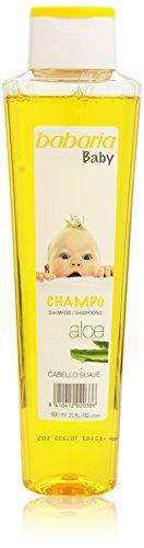 Babaria Shampooing pour Bébé 600 ml