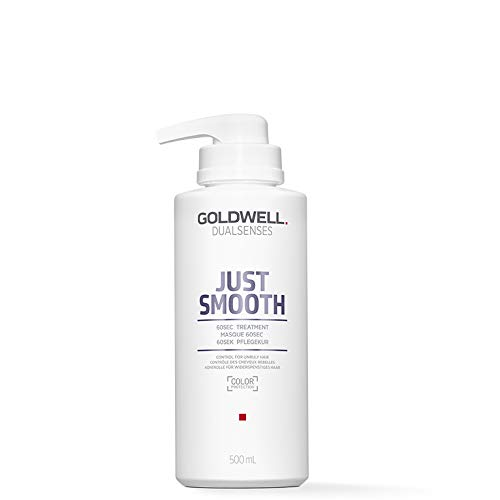 Goldwell Dualsenses Just Smooth 60 seconds Treatment, 1er Pack (1 x 500 ml)