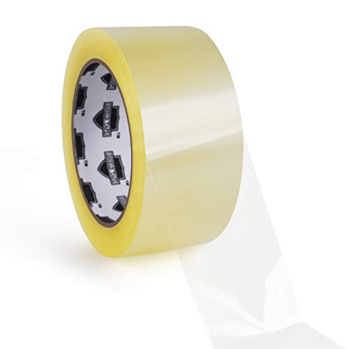 BM PAPER 36 Rolls Clear Carton Shipping Box Sealing Packing Tape 2