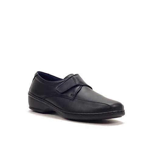 Notton - Zapato Casual 661 para: Mujer Color: Negro Talla: 40