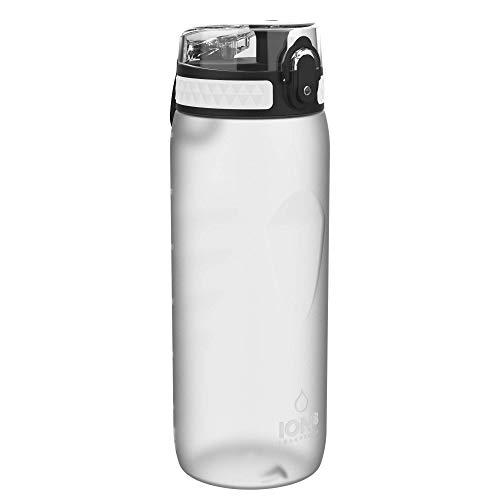 Ion8 Borraccia Bici Senza Perdite, Senza BPA, 750ml, Ghiaccio