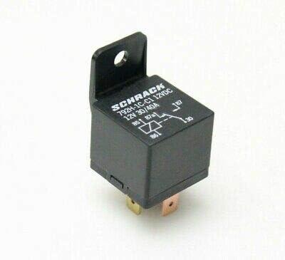 Schrack 792H-1C-C1 12VDC SPDT 30 40A Special price Max 68% OFF Automotive Re Plug-in