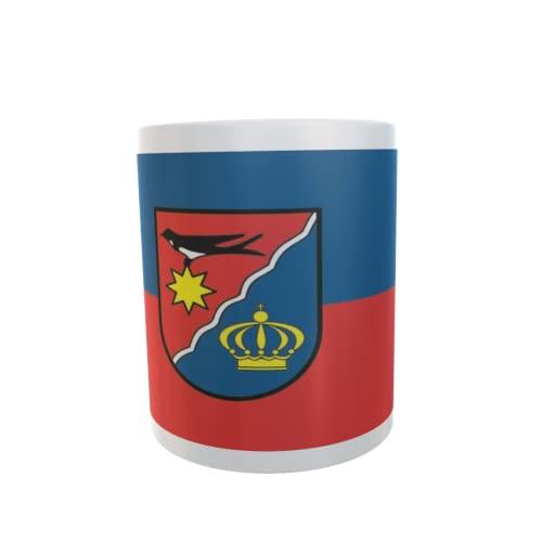 U24 Tasse Kaffeebecher Mug Cup Flagge Schieder-Schwalenberg