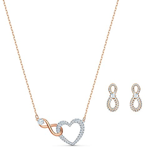 Swarovski Infinity Necklace and ...