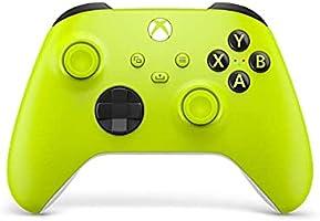 Draadloze Xbox Controller - Standard - Electric Volt - Yuzu/Yellow (Xbox Series X)