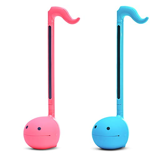 Fantastic Deal! OtamatoneSPECIAL COLOR COLLECTION SET [Blue + Hot Pink] Japanese Electronic Musica...