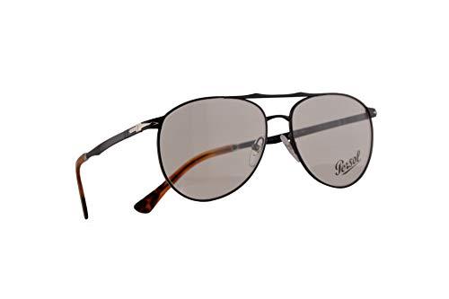 Persol 2453-V Brillen 54-14-145 Schwarz Mit Demonstrationsgläsern1078 PO 2453V PO2453V PO2453-V