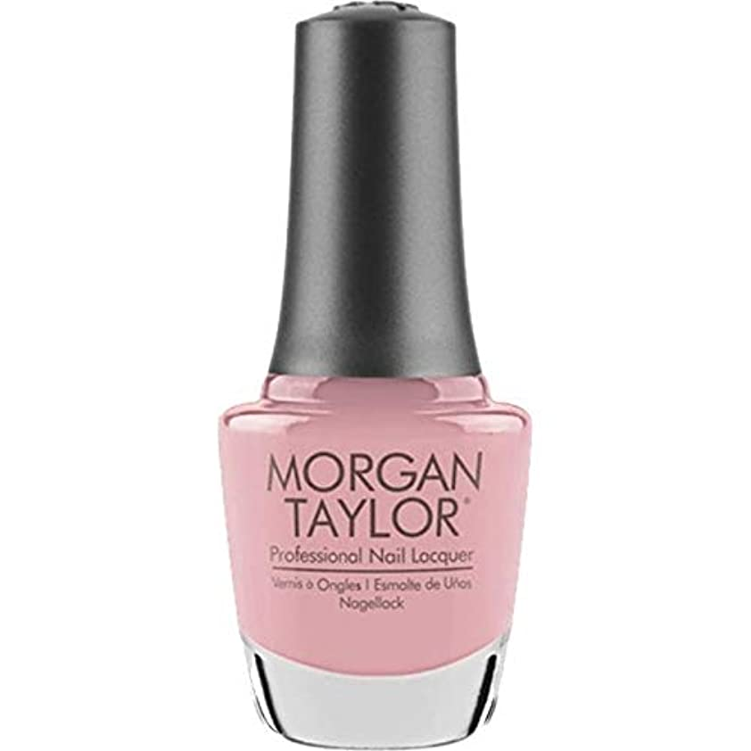 悪化させる前提自動化Morgan Taylor Nail Lacquer - Strike A Poise - 15 ml / 0.5 oz