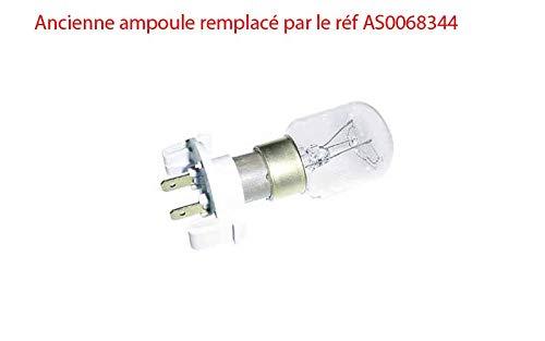 AMPOULE MICRO ONDES 25 W POUR MICRO ONDES BRANDT - 76X7882